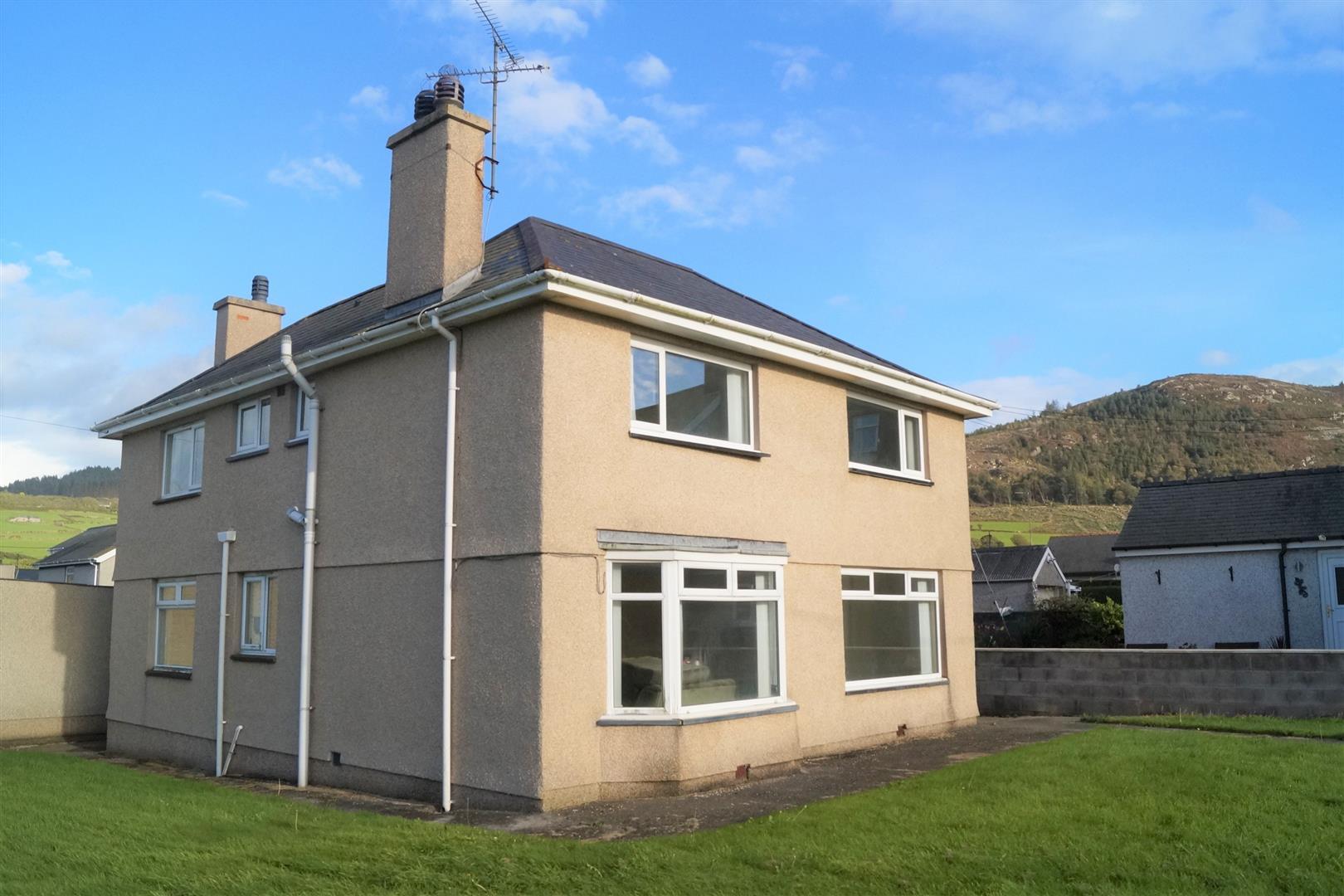 Ffordd Cae Rhyg, Nefyn, Pwllheli - £249,995